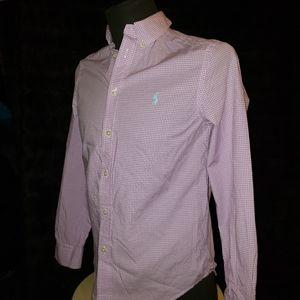 Ralph Lauren Shirt size 14-16